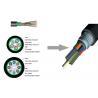 China Outdoor Telecom Single Mode Optical Coaxial Cable 6 12 24 72 96 144 288 Cores GYTS wholesale