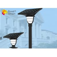 China All In One Outdoor Solar Garden Lights With Mono Crystalline Silicon Material wholesale