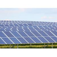 China Stable Second Hand Solar Panels , Solar Pv Modules ISO9001 / CE Approved wholesale