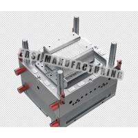 China Injection Plastic Mould for refrigerator drawer from advanced China supplier ERSI wholesale