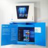China Korean Language Genuine Used globally Original Microsoft Windows 10 Home With 3.0 USB Flash Drive FPP Key Code Win 10 wholesale