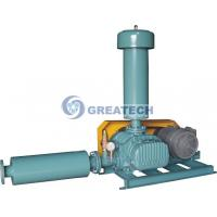 China Greatech Tri. Lobe Roots Blower (water treatment,aquaculture,sewage, diffuser) on sale