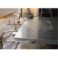 Quality Aluminium Stainless Steel Plate For Hot Press Machine Thickness Customized for sale