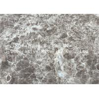 China Realistic Stone Effect Decorative Door Film Thermal Transfer Foil For UV Boards on sale