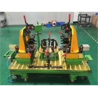 China Special Cowl Welding Jig Fixture Automotive Part With Al Main Material wholesale