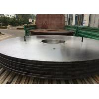 China Perfectly balanced levelled and tensioned structural steel hot cut circular saw blade wholesale