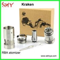 Buy cheap Rebuildable Kraken atomizer mechanical mod DIY atomizer cloutank atomizer from wholesalers