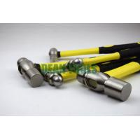 China Manufacturer High Quality 0.23kg (0.5p) 304 Stainless Steel Non Magnetic Ball Pein Hammer With Fiber Handle wholesale