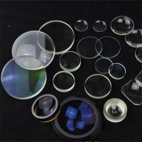 China High Quality 10-5 Surface Quality Glass Plano Convex and Double Convex Spherical Lenses wholesale