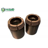 China Alloy Steel PDC Drill Bit Core Drill Bit Forging Processing For Geological Exploration wholesale