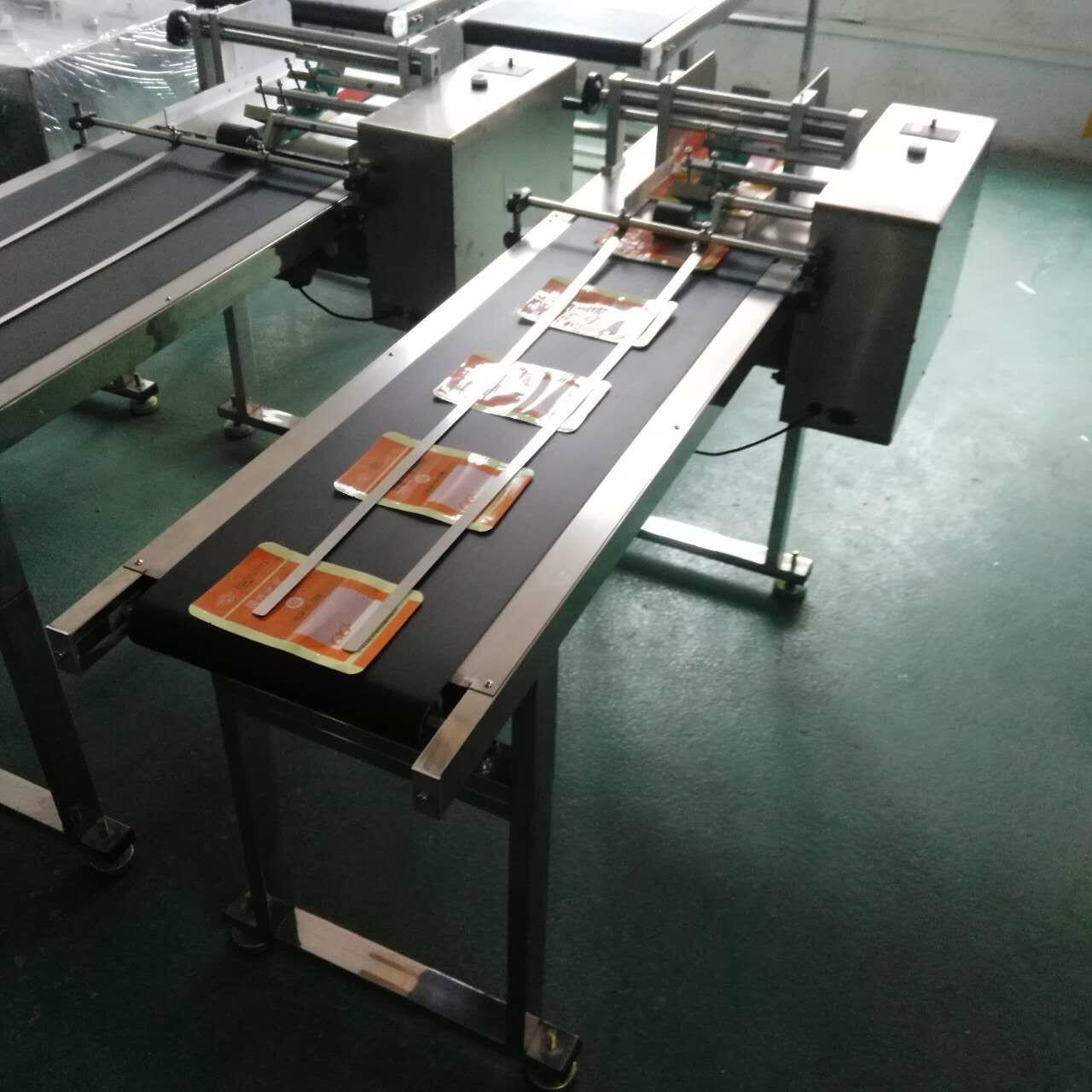 Friction Type Paper Labeling Machine Numbering Counting High Efficiency