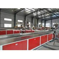 China Wood Composition Wall Panel Production Line Environmental Protection on sale