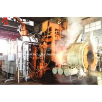 China Heating Power CNC Pipe Bending Machine Strong Strength Medium Frequency wholesale