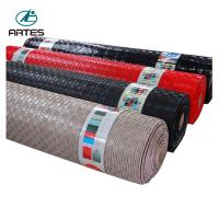 Quality Washable Heated Non - Skid PVC Roll Mat With Water Drainage Properties for sale