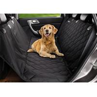 China Comfortable Pet Hammock Car Seat Cover , Cat Dog Seat Covers For Cars wholesale