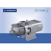 Quality 316L Sanitary Screw High Pressure Pumps Electric Operated Apply For CIP / SIP for sale