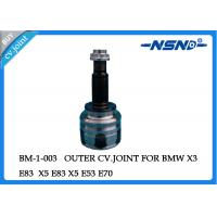 China Steel Auto Cv Joint Cv Joint Driveshaft 31607529201 For X3 E83 X5 E53 wholesale