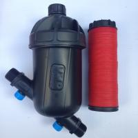 China 3/4 Inch Plastic Irrigation Filter System  Y Disc Irrigation Screen Water Filters wholesale