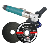 "China 4-1/2"" Angle Grinder 115mm X 1mm Thin Metal Cutting Discs wholesale"