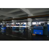Buy cheap Easy Operate Plastic Rattan Drinking Straw Making Machine Blue Machine Color from wholesalers