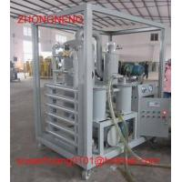 China Supply Skid mounted vacuum Transformer oil filtration and oil purification plant  (oil purifier, oil on sale