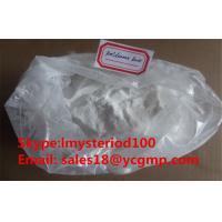 China Natural Boldenone Muscle Growth Raw Steroid Powders Dehydrotestosterone CAS 846-48-0 wholesale