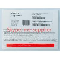 China 100% Activation Online Windows 10 Proffesional OEM Pack 64 Bit DVD / USB 3.0 Retail License wholesale