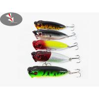 China 65mm 13g Hot Selling 2016 Fishing Lure Popper Lure Wholesale Hard Bait Fishing Lure wholesale