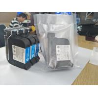 China Eco Solvent Ink Cartridges / Compatible Ink Cartridges For Code Printing Machine on sale