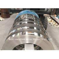 China Cold Rolled Stainless Steel Strip Roll /  304 Stainless Steel Coil 2B Finish on sale