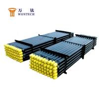 China Down The Hole DTH Drill Pipe For Construction Or Rock Drilling Hard Alloy Material wholesale