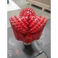 China IADC437 IADC637 Tricone Drill Bits Water Well Drilling Forging Processing wholesale