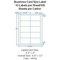 China Price Marking Label With Tamperproof Slits.1X1 80 Labels per Sheet on sale