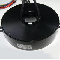 Sensitive Rotary Pancake Slip Ring 25mm Bore 240VAC / VDC For Construction Machinery Manufactures
