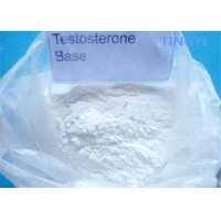 China Cas 58-22-0 Testosterone Base Steroids Powder For Muscle Growth wholesale