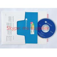 China French Upgrade Windows 8.1 Professional 64 Bit OEM System Builder Channel Software wholesale