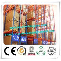 China Steel Building C Z Purlin Roll Forming Machine , Heavy Duty Pallet Racking Pallet wholesale