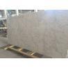 China Kitchen / Bathroom Quartz Stone Slab 200 - 240MPa Compress Strength wholesale