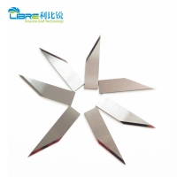 China Flat Stock Tungsten Carbide Oscillating Blade Pointed Z16 Z17 wholesale