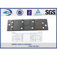 China Customized Surface Forged Rail Tie Plate QT500-7 Cast Rail Base Plate wholesale