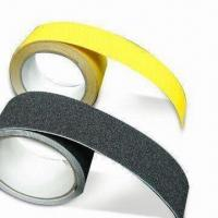 China Abrasive Anti-/Non-slip Tapes, Passed REACH and RoHS Tests, Available in Various Colors wholesale