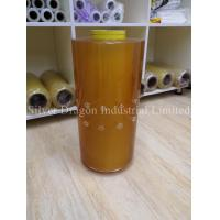 China PVC Cling Film with breath holes for mushroom Packing (Size 16microns x 380mm x 1524m) wholesale