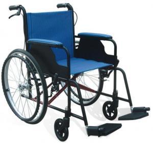 China Aluminul Light Weight Wheelchair on sale