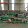China 2m Width Full Automatic Double Wire Feeding Diamond mesh fence Making Machine wholesale
