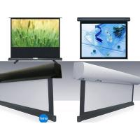 Buy cheap projection screen fabric beaded/glass fiber/3D metal/ultrawide/back projection from wholesalers