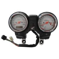 China ABS or PP Motorcycle Speedometer Kit 100000KM Motorcycle Tachometer Gauge CB600 wholesale