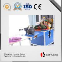 China EATCAMP Deluxe Cooking Station Of Wind Proof E001 - 7.4 Kg - 40 L - 3KW * 2 For Family Picnic wholesale