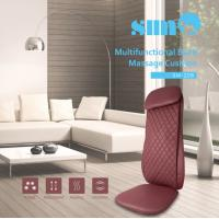 China Shiatsu Electric Massage Cushion Multi - Function Kneading Spot Vibration wholesale