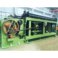 Buy cheap Spiral Coil Three Twist Gabion Wire Mesh Machine with Max Weaving Width 4300mm from wholesalers