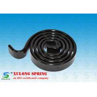 China Black Coating Spiral Torsion Springs For Automotive Window Lifter / Winder Raiser wholesale